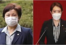 """'후궁 발언' 조수진 고소한 고민정 """"참아 넘기지 않겠다"""""""