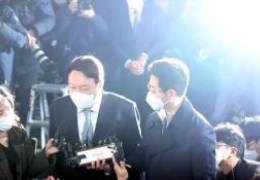 """""""계룡산서 출마선언 한다"""" 정치권 들쑤신 '윤석열 카더라'"""