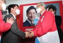 """성일종 """"安 건방지단 김종인, 지도자로 부족하다 여긴듯"""""""