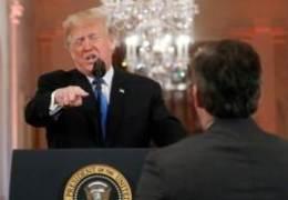 '배신자 응징'으로 정치 재개한 트럼프···눈치만 보는 공화당