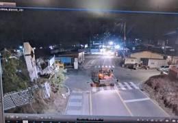 한밤 논밭 억대 트랙터 노렸다···'만능키' 외국인 절도단