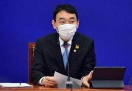 """與, 역사왜곡 땐 징역10년 발의···학계 """"민주당식 국보법"""""""