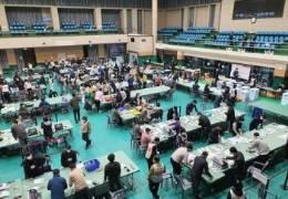 """단독경찰 """"4·15 총선, 부여서 투표지 분류기 오류 있었다"""""""