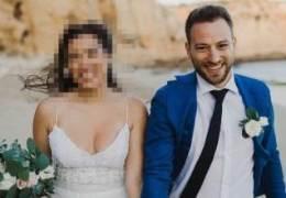 살해된 아내, 눈물의 인터뷰···그리스 발칵 뒤집은 자작극