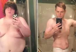 9개월 만에 70kg 뺐다···美 20대 모쏠 탈출한 다이어트 비결