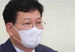 """송영길, 與 경선 일정 결정 하루 전 """"김종오 장군 기억해"""""""