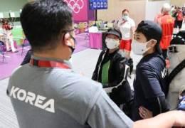 21년만에 금빛 저격하나···박희문·권은지 공기소총 결선행