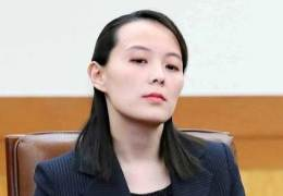 """김여정 """"희망, 절망 선택하라""""···한미연합훈련 중단 청구서"""