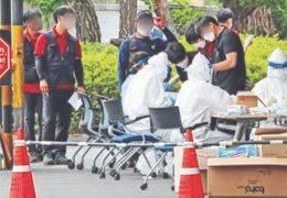 한국엔 없는 질병수당···부천 확진자 37% 아파도 출근했다