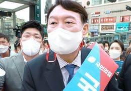 """'후쿠시마 원전' 발언 해명나선 尹캠프 """"의미 다르게 전달"""""""