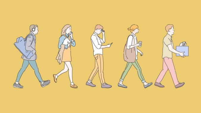 [그룹 컨설팅] 더 좋은 회사를 찾아서 - 나를 성장시키는 이직의 기술