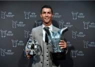 레알 마드리드 호날두, 2년 연속 UEFA 올해의 선수
