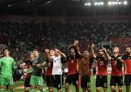 벨기에, 그리스 꺾고 러시아월드컵 본선 진출...전체 6번째