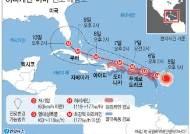 어마어마하게 커진 허리케인 '어마'…주말 플로리다 상륙