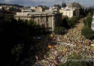 카탈루냐 독립투표 강행, 스페인 경찰 진압...337명 부상