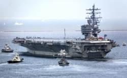 美 전략무기 한반도 총집결…대북 군사 압박 최고조