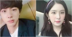 레드벨벳 아이린과 방탄소년단 진이 '애용'한다는 신발의 정체