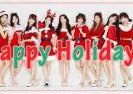 7 Girl Groups, 7 Different Santa Outfits