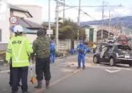 """""""정신 차려보니 사고"""" 일본 85세 노인 차에 치인 여고생 2명 중태"""