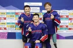 장애인하키, 숙적 일본 9-1 대파하고 평창 전망 밝혀
