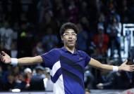 메이저 무대에 두 명이나...날아오른다, 한국 테니스