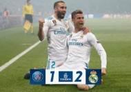 '유럽 챔피언스리그 왕' 호날두, 9경기 연속골
