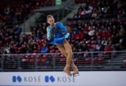 14세 러시아 소녀, 女 피겨 최초 4회전 점프 2회 성공