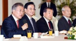 文 대통령, 세월호 불참 등 갈등 최소화 전략…정상회담 일일점검 돌입