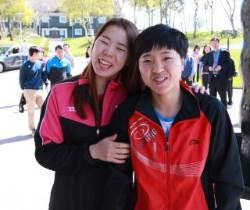 [서소문사진관]만남부터 헤어짐까지, 남북 탁구 단일팀의 3일
