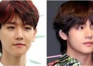 Hairstyle of V & BAEKHYUN, the Boys Who Can Pull Off Any Concept!
