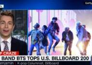 PHOTOS: Responses of CNN Anchors When One Tells Them to Listen to BTS Songs