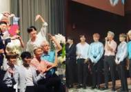 BTS Sings DNA Live At Their Manager, HOBEOM's Wedding