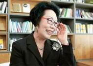 [나를 흔든 시 한 줄] 김세원 성우·방송인