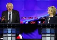 """[국제] 클린턴, 미 대선 토론서 경쟁자에게 """"땡큐, 땡큐, 땡큐"""""""