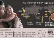 중남미 간 적 없는 태국인 소두증 바이러스 감염