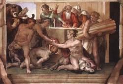 [백성호의 현문우답] 예수를 만나다 ⑨ 갸롯 유다는 왜 소금통을 쏟았을까?