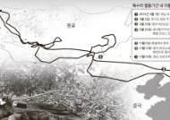 3400㎞ 날아온 독수리, 먹이 없는 북한엔 머물지 않아