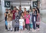 '금녀의 벽' 도전한다…파키스탄 최초의 여성 복싱훈련캠프