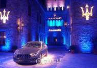 [J가 타봤습니다] 40도 경사도 거뜬…마세라티 1호 SUV '르반떼' 국내 첫 시승