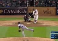 박병호 홈런 5개, 평균 비거리 133m…14개 안타 중 장타가 9개