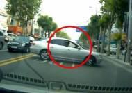 경찰과 음주 운전자의 추격 동영상 화제 … 페이스북 조회 10만 넘어