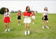 바이올린 켜며 걸그룹 춤, 유튜브 스타 됐네요