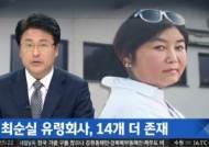 """""""최순실, 독일서 회사만 14개""""…유령회사 의혹 증폭"""