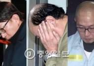 '문화계 황태자' 차은택, 삭발한 채 영장실질심사