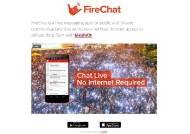 [4차 촛불집회] 촛불 집회 통신 대란 속 눈길 끄는 앱…데이터 통신 필요 없는 파이어챗