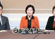 """안철수 """"박 대통령 퇴진 시점 밝히면 여당과 협상 가능"""""""