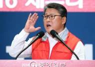 """친박 조원진 """"김무성, 유승민 출당조치 절대 없다""""…친박 2선 후퇴론"""