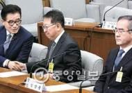 조한규, 현직 부총리급 7억 뇌물설도 주장