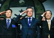 """특전사 군번줄 목에 건 문재인 """"대한민국 보통 남자들은 모두 다 군대 다녀와"""""""