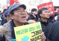 [영상] 헌법재판소의 탄핵 인용 순간, 시민들의 반응